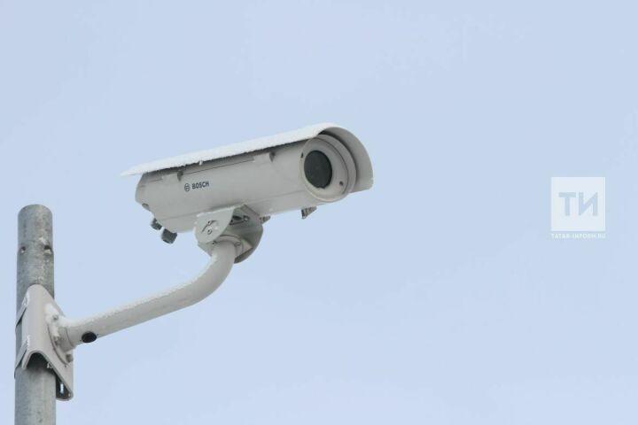 Еще на пяти региональных дорогах Татарстана заработают камеры «тотального контроля»