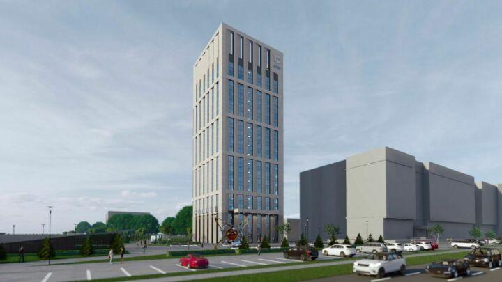 ВКазани началось строительство нового общежития КГЭУ за370 млн рублей