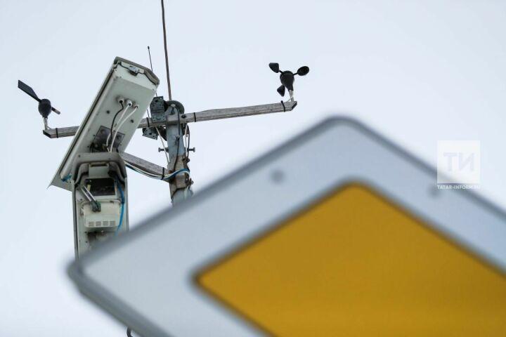 Доконца года вРТ появятся «умные» мачты для мониторинга транспорта иэкологии