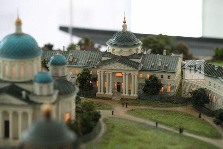Епархия приступает квоссозданию церкви Николы Тульского икелий Богородицкой обители