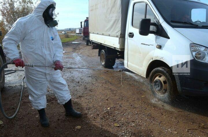 Ветслужба оценила ситуацию по опасным инфекционным болезням животных в Татарстане