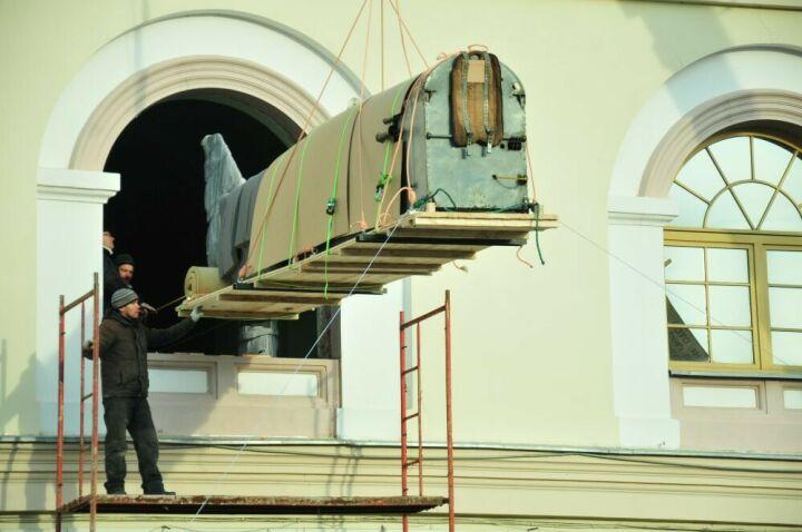 Легендарный самолет ПО-2 после реставрации вернется в экспозицию Нацмузея РТ