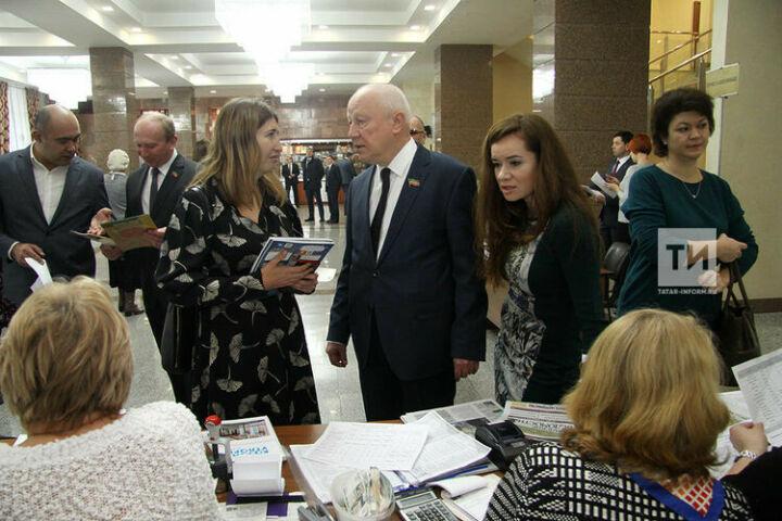 Депутаты РТ поддержали благотворительную акцию АО «Татмедиа» «Подари подписку»