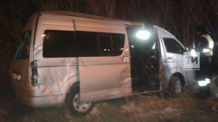 ДТП с автобусом в промзоне Нижнекамска устроил пьяный лишенный прав водитель иномарки