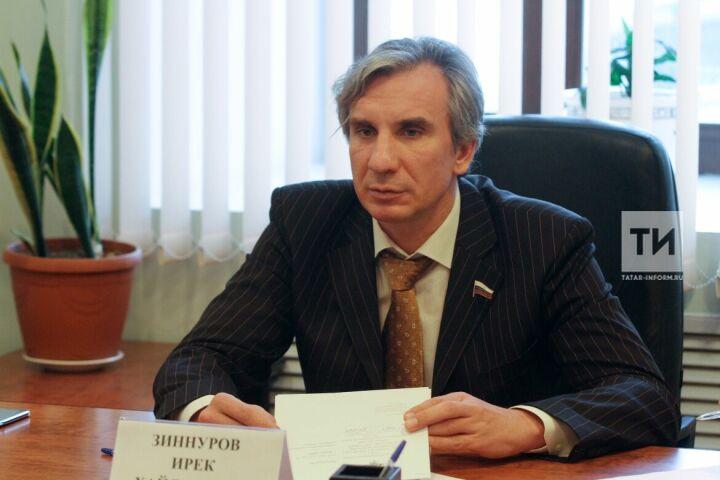 Ирек Зиннуров: фитнес-залы будут посещать ради здоровья, а налоговый вычет вторичен