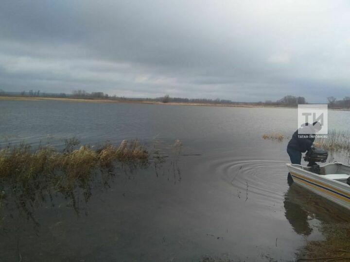 Пропавшего в Нижнекамском районе РТ рыбака нашли утонувшим в 80 метрах от берега