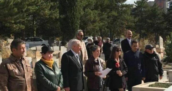 В Турции почтили память представителей татарской и башкирской интеллигенции