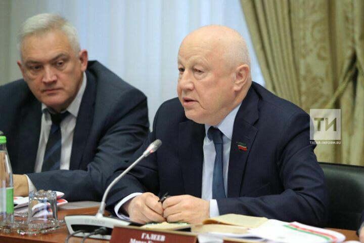 Международное право стало основой Конституции Татарстана, считает Марат Галеев