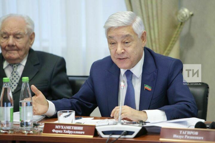 Мухаметшин назвал Конституцию РТ надежным фундаментом продвижения Татарстана
