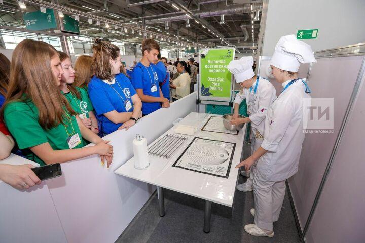 Региональный чемпионат WorldSkills посетят более 20 тыс. татарстанских школьников