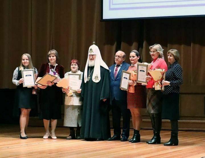 Патриарх Кирилл отметил особый вклад учителя из Менделеевска в обучение русскому языку