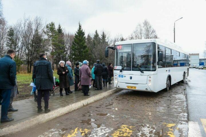 С 11 ноября в Нижнекамске стартует комплексное обследование пассажиропотока