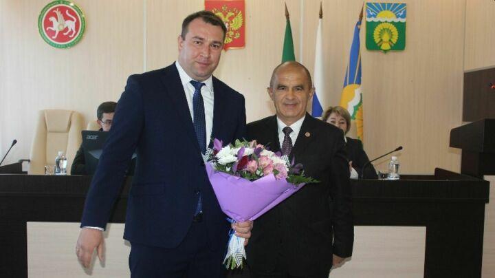 Директор Актанышского технологического техникума возглавил исполком района