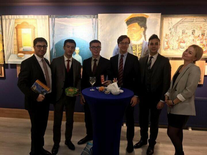 Елабужский музей-заповедник представил в Турции выставку «Свадебные обряды»