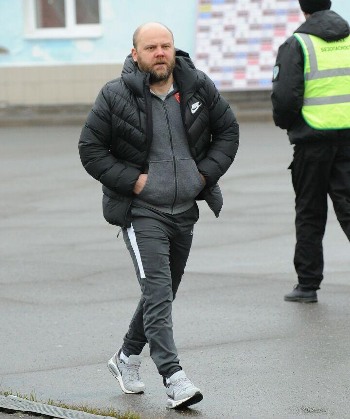 Бывший игрок «Рубина» уволен из клуба ФНЛ