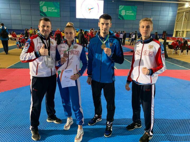 Татарстанец стал чемпионом Европы по тхэквондо ВТФ