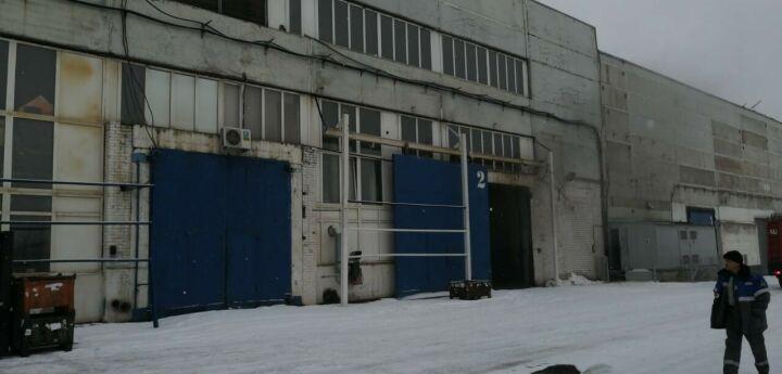 Из горящего цеха по производству запчастей для «КАМАЗа» в Челнах спасли 10 человек