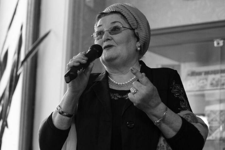 Умерла знаменитая актриса театра Тинчурина Исламия Махмутова