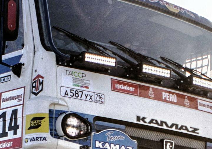 Зрители гонок «Дакар» увидят символику 100-летия ТАССР на грузовиках «КАМАЗ-Мастер»