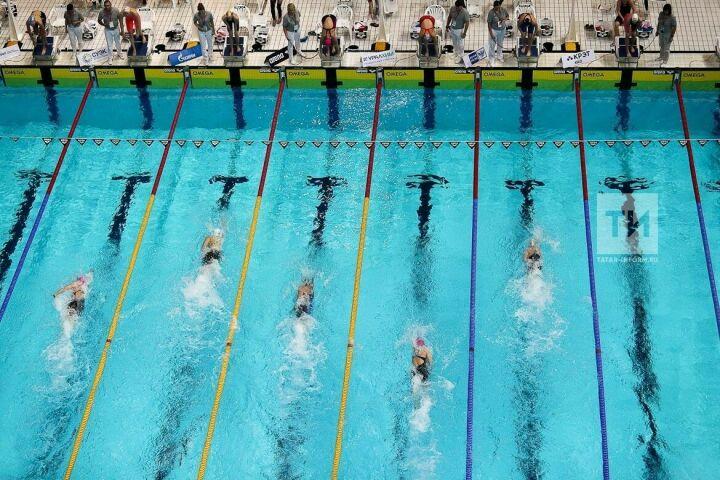 Казань получила право провести чемпионаты Европы по плаванию и по водным видам спорта