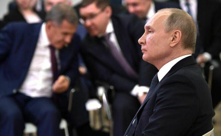 Казанский Кремль: Итоги визита Путина оцениваем как положительные