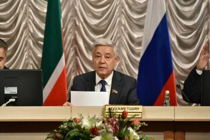 Фарид Мухаметшин призвал Камско-Устьинский район задуматься о промышленном развитии