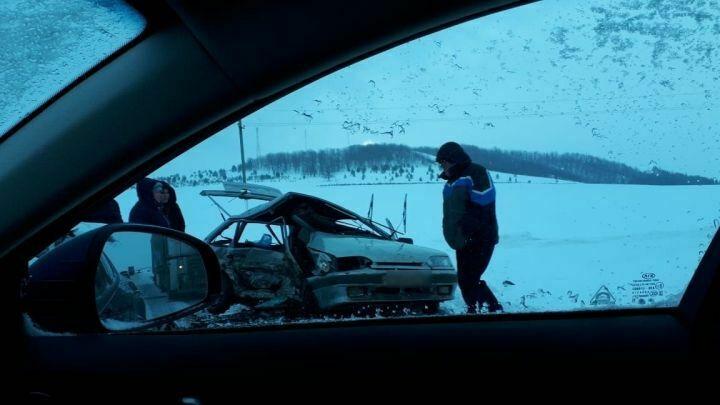 Жертвой страшного ДТП под Заинском стала 37-летняя автоледи