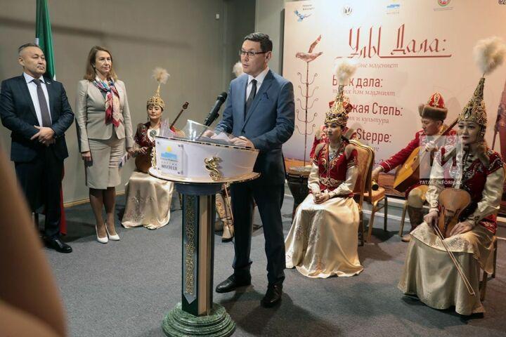 Генконсул Казахстана заявил о необходимости совместных с РТ проектов по изучению тюркской истории