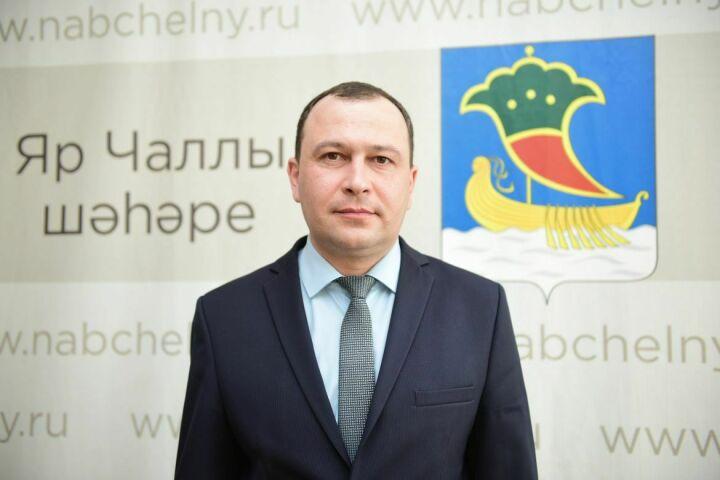 В Набережных Челнах представили нового начальника Управления ЖКХ