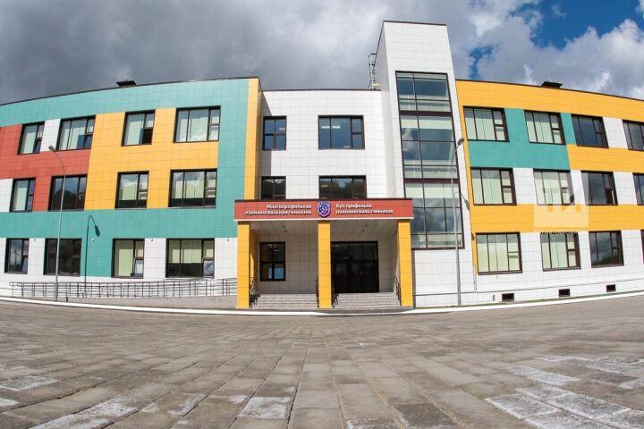 В Казани рассматривают возможность объединения школ №№ 48 и 114 в образовательный центр