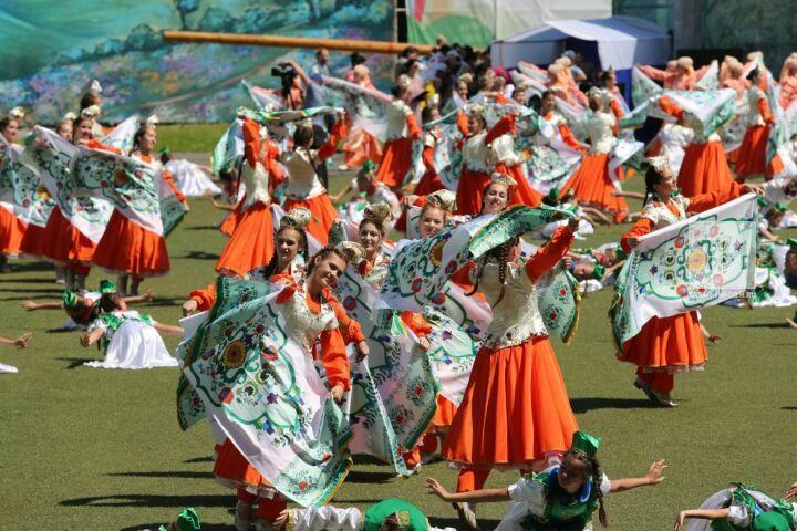 Стали известны даты проведения Сабантуя в Казани и в районах Татарстана