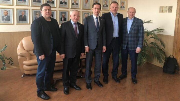 В Альметьевске рассмотрели вопрос проведения международных соревнований по сноуборду в 2020 году