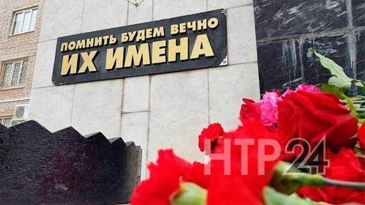 Имя Динара Саматова увековечат на монументе памяти погибшим при исполнении полицейским в Нижнекамске
