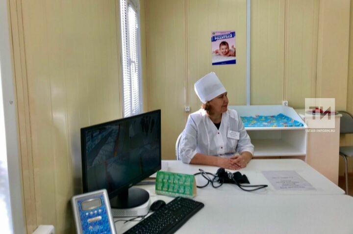 Современное оборудование и доступность: Мухаметшин открыл новый ФАП в Рыбно-Слободском районе