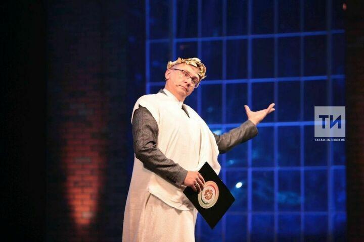 Искандер Хайруллин получил премию «Тантана» за лучшую мужскую роль в спектакле «И это жизнь?»