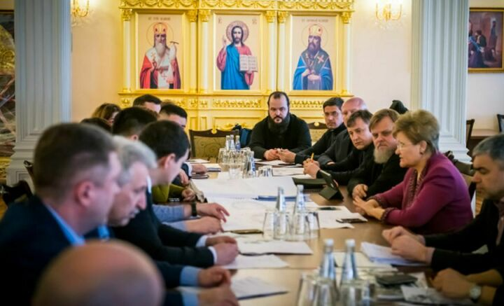 Роспись Казанского собора воссоздадут по архивным фотографиям начала XX века