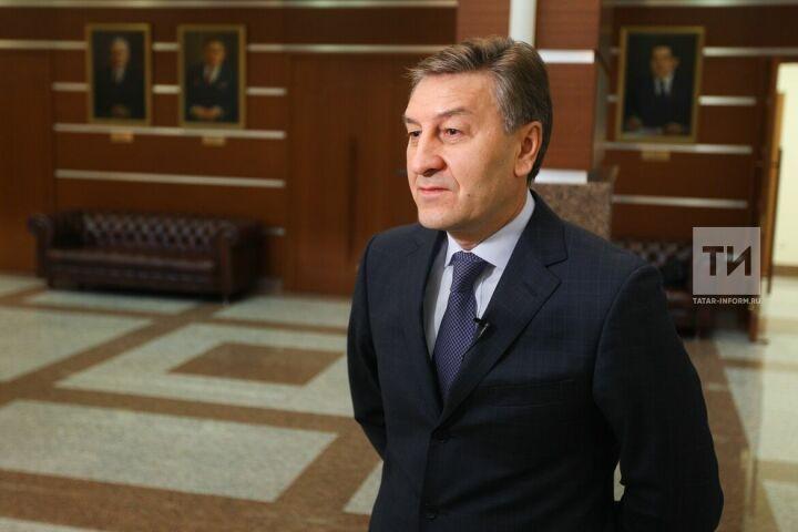 Самозанятых Казани приглашают навстречу сдепутатом Госдумы Айратом Фарраховым