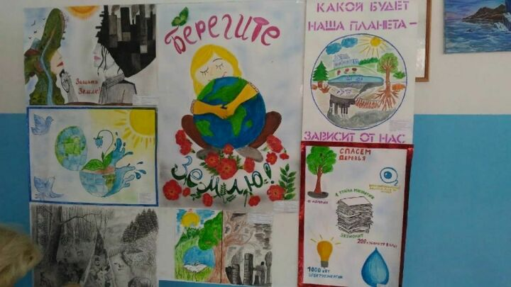 В Дрожжановском районе республики выявили лучших юных экологов