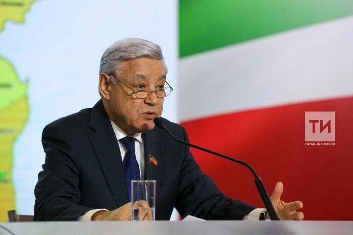 Мухаметшин прибыл в Страсбург для участия в Конгрессе местных и региональных властей Совета Европы