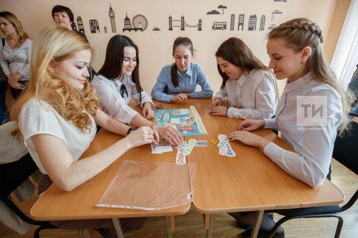 Волонтеры Казанского педколледжа учат к WorldSkills английский и переписываются с иностранцами