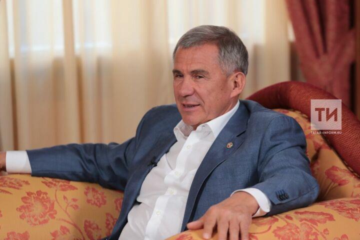 Рустам Минниханов встретится с активом татарских общественных организаций Башкортостана