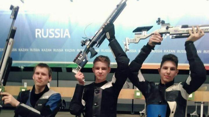 Лаишевский спортсмен стал призером Всероссийских соревнований по стрельбе из пневматической винтовки