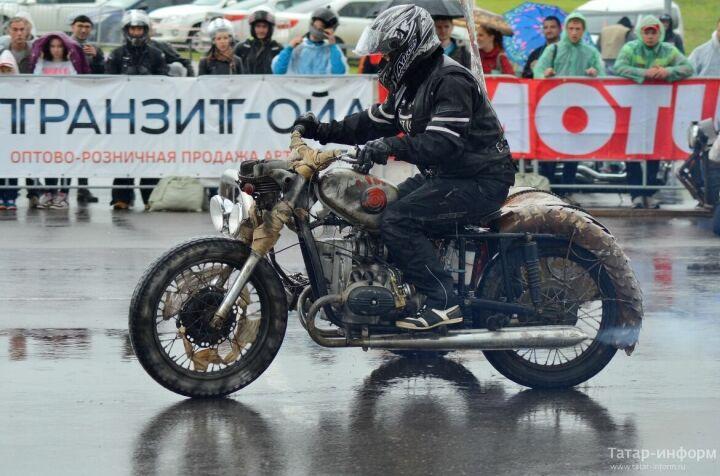 Официальное открытие мотосезона в Казани начнется с автобитвы на «Казань Арене»