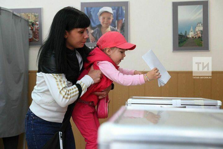 Свыше10,2% татарстанцев проголосовали напраймериз «Единой России» к15часам