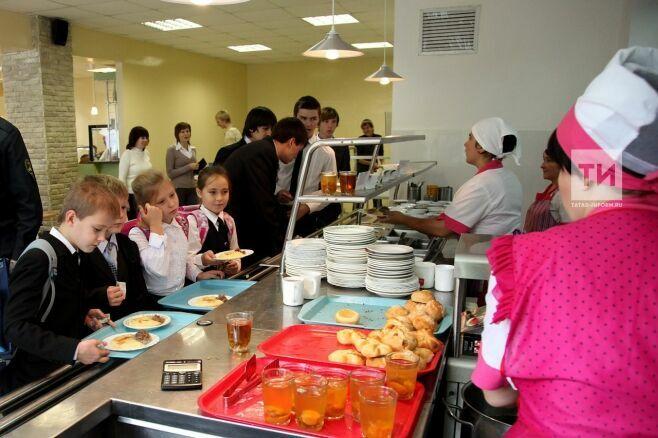 Минобрнауки РТ готовит единый регламент по контролю организации питания в школах