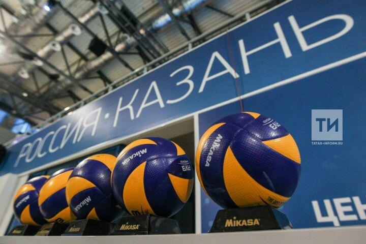 Казань примет чемпионат мира поволейболу в2022 году