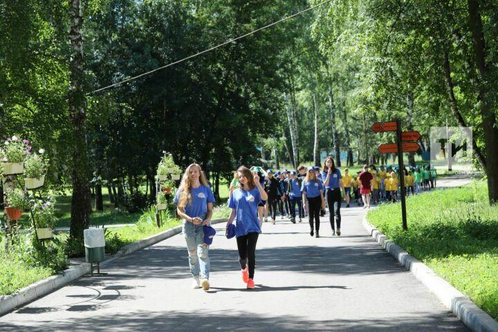 После реновации в детских лагерях РТ появятся дорожные знаки