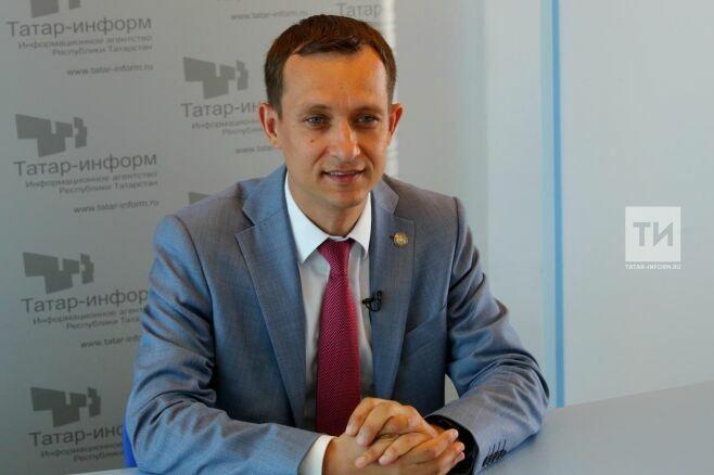 Айрат Хайруллин назначен министром информатизации и связи Татарстана