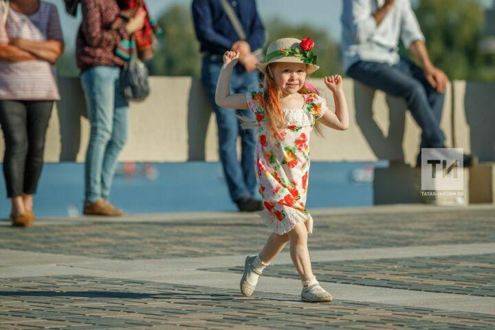 В Татарстане воздух прогреется до 31 градуса тепла