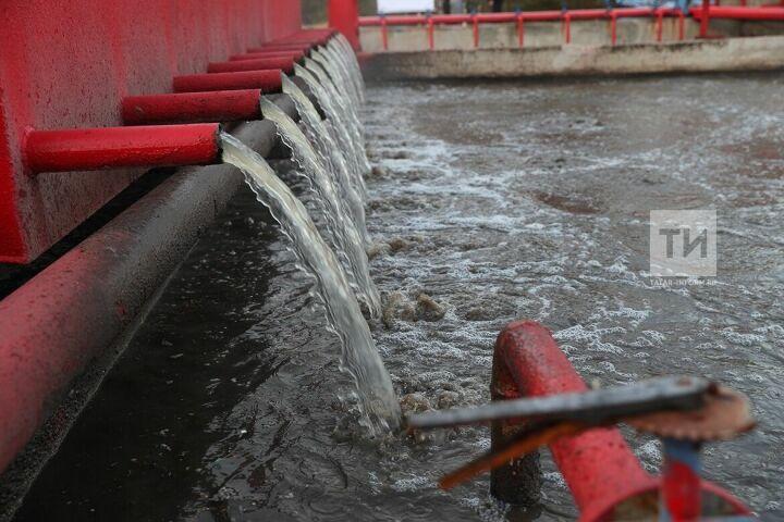 В рамках федерального проекта «Оздоровление реки Волги» в Казани построят очистные сооружения